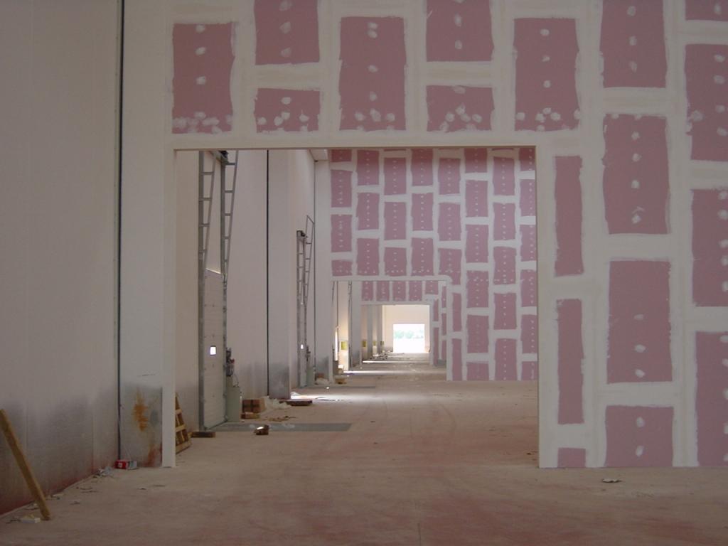 controsoffitti e pareti in cartongesso | leef - Pareti Rei
