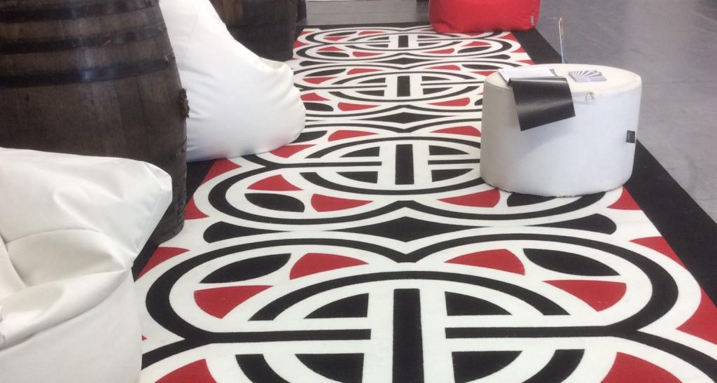 Pavimenti e tappeti outdoor personalizzati
