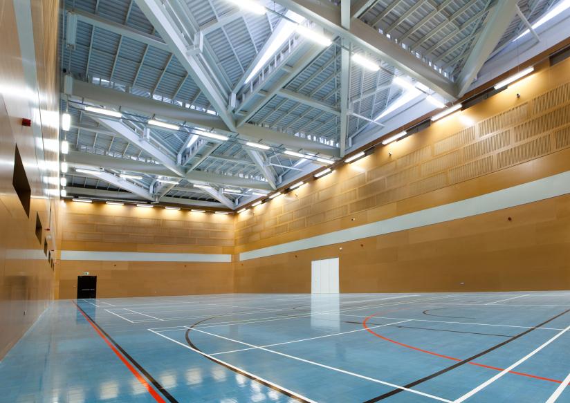 Pavimenti in PVC sportivi