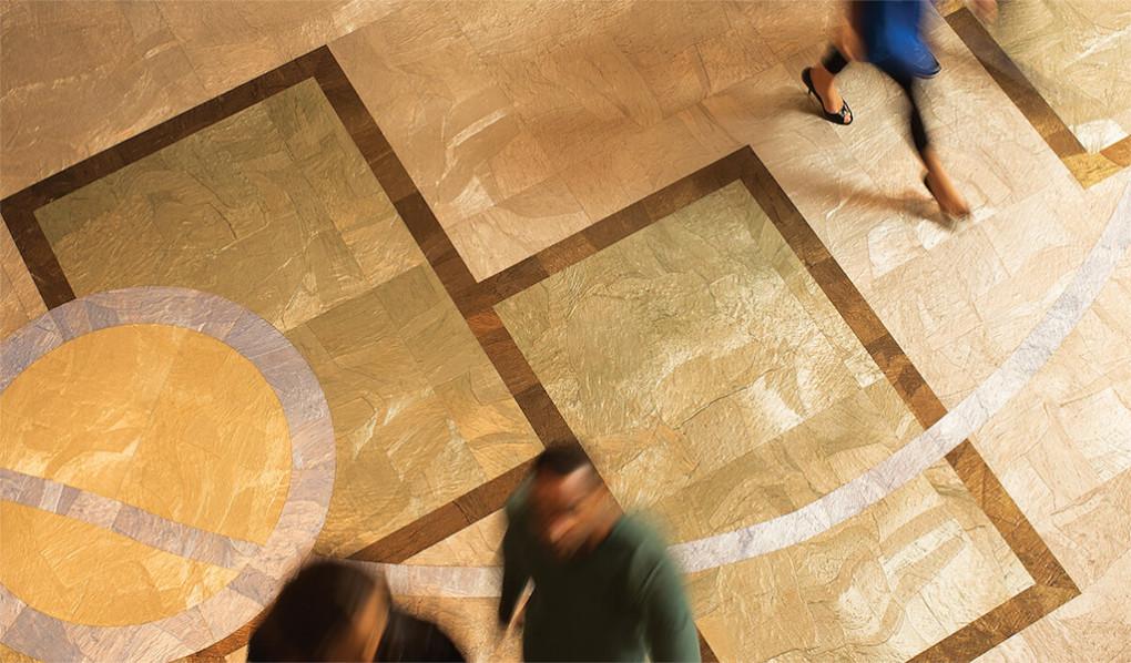 pavimenti in pvc Luxury Viniy Tile (LVT) Leef Bologna