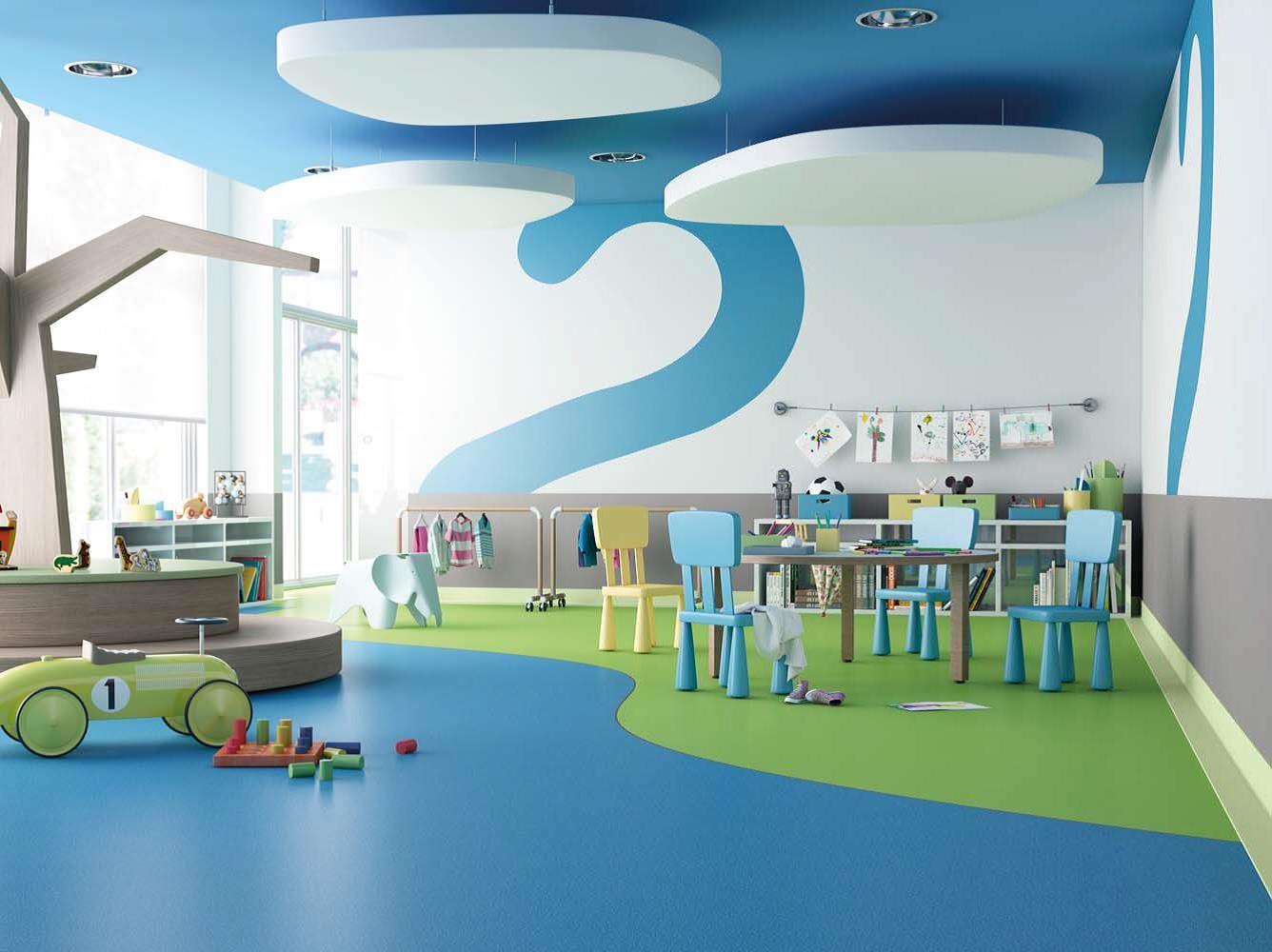 I requisiti particolari dei pavimenti scolastici