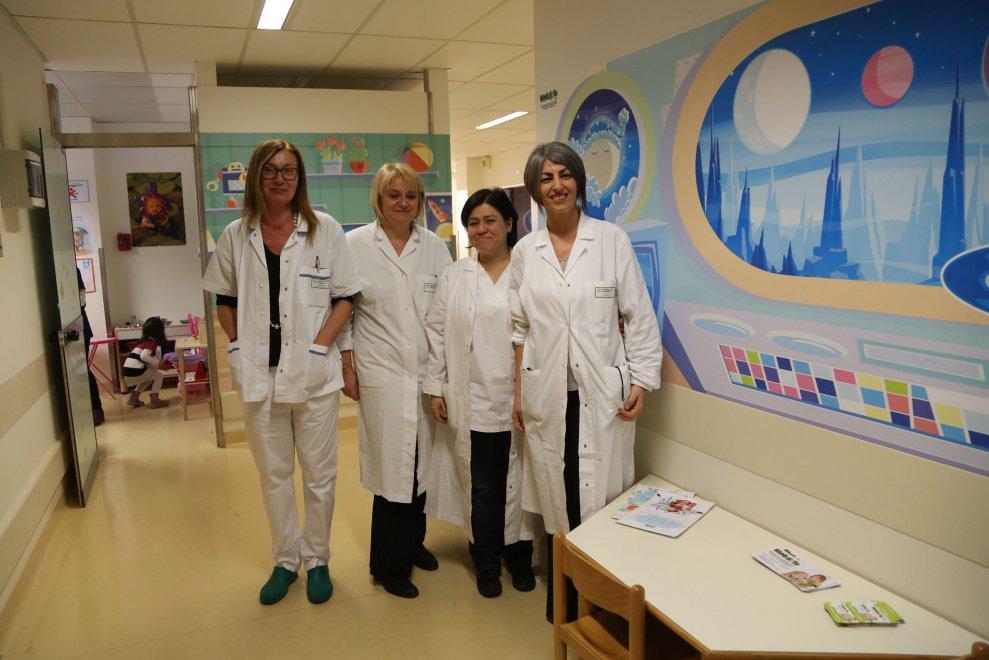 bimbo tu ospedale pediatrico bellaria bologna leef 7