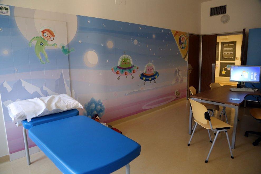 bimbo tu ospedale bellaria 1 leef bologna